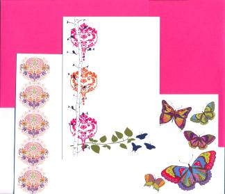 Valori Wells Note Cards