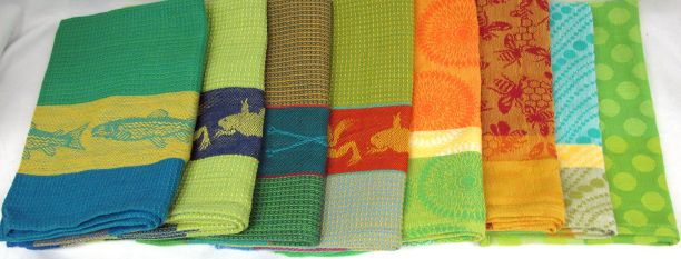 Primitive Artisan, Inc Kitchen Towels