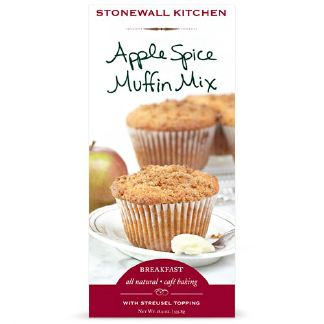 Stonewall Kitchen Apple Spice Muffin