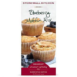 Stonewall Kitchen Blueberry Muffin Mix
