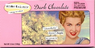 Anne Taintor Dark Chocolate Bar