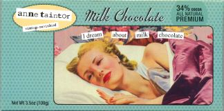 Anne Taintor Milk Chocolate Bar