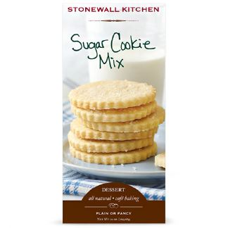 Stonewall Kitchen Sugar Cookie Mix